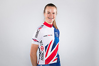 Picture by Alex Whitehead/SWpix.com - 12/10/2017 - British Cycling - Great Britain Cycling Team Senior Academy Portraits - HSBC UK National Cycling Centre, Manchester, England - Jess Roberts.