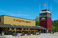 Fort Pub & Grill, Riverside Centre Fort Langley B.C.