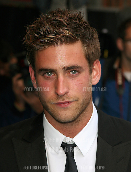 Oliver Jackson-Cohen arriving for the UK Premiere of 'Going The Distance' at Vue Leicester Square, London. 19/08/2010  Picture by: Alexandra Glen / Featureflash