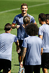 Real Madrid's Cristiano Ronaldo during training session. May 9,2017.(ALTERPHOTOS/Acero)