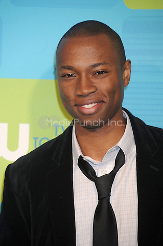 Robbie Jones at the 2010 CW Upfront Green Carpet Arrivals at Madison Square Garden in New York City. May 20, 2010.Credit: Dennis Van Tine/MediaPunch