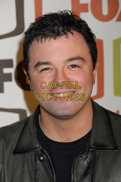 SETH MacFARLANE.FOX Fall 2007 Eco-Casino Party at Area Nightclub, West Hollywood, California, USA..September 24th, 2007.headshot portrait .CAP/ADM/BP.©Byron Purvis/AdMedia/Capital Pictures.