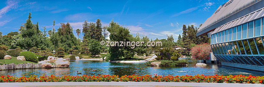 Tillman, Water, Reclamation Plant, Van Nuys, CA, Panorama, Woodley Park, Lake Balboa,