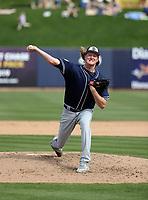 Trey Wingenter - San Diego Padres 2019 spring training (Bill Mitchell)