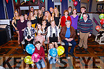 Double celebration for Mary Donovan 70th and Tracy Donovan 30th from Abbeydorney celebrating with family and friends at the Meadowlands hotel on Saturday