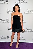 Lana Parrilla at the Disney Media Networks International Upfronts at Walt Disney Studios on May 20, 2012 in Burbank, California. ©mpi35/MediaPunch Inc.