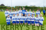 Castleisland Desmonds  at the Scartaglin GAA Memorial blitz for the late Jack Rahilly on Saturday