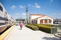 Metrolink Orange Station