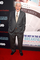 "LOS ANGELES - MAY 17:  Dick Van Dyke at the ""If You're Not In The Obit, Eat Breakfast"" Premiere at the Samuel Goldwyn Theater on May 17, 2017 in Beverly Hills, CA"