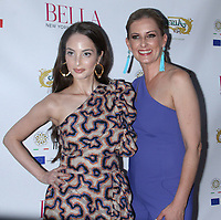 NEW YORK, NY May 29, 2018:Alexa Ray Joel, Courtenay Hall attend Bella New York Beauty Issue Cover Launch Party at La Puiperia in New York. May 29, 2018 <br /> CAP/MPI/RW<br /> &copy;RW/MPI/Capital Pictures