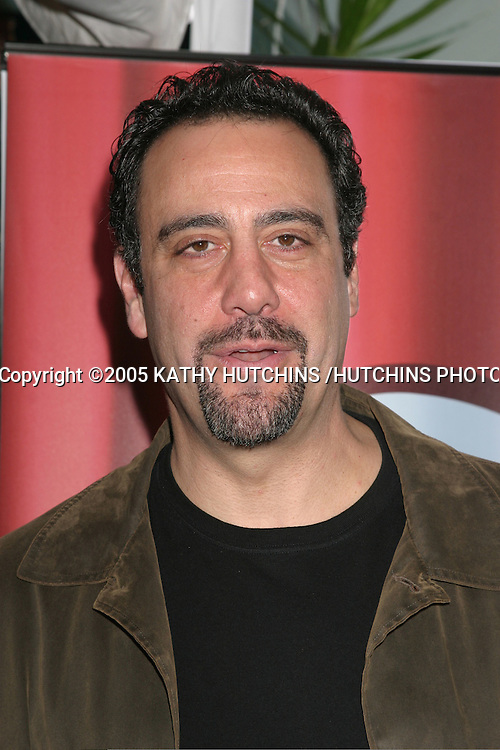 BRAD GARRETT.LA POKER CLASSIC & WORLD POKER TOUR INVITATIONAL.COMMERCE CASINO.LOS ANGELES, CA.FEBRUARY 23, 2005.©2005 KATHY HUTCHINS /HUTCHINS PHOTO...