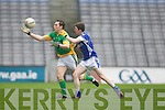 xx Castlegregory and  xx Kiltimagh in the All Ireland Junior Club Championship at Croke park on Sunday February 14 2010...