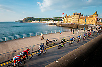 Picture by Alex Whitehead/SWpix.com - 26/05/2018 - Cycling - OVO Energy Tour Series Men's Race - Round 5: Aberystwyth.