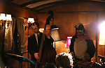 The Xylopholks performs at the New York Hot Jazz Festival own September 30, 2018 at The McKittrick Hotel in New York City.