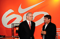 at Niketown in New York, NY, on August 01, 2011.