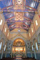 France, Aquitaine, Pyrénées-Atlantiques (64), Biarritz, chapelle Impériale Notre-Dame-de-Guadalupe // France, Aquitaine, Pyrénées-Atlantiques, Biarritz, imperial chapel Notre-Dame-de-Guadalupe