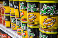 Chock full o'Nuts coffee in a supermarket in New York on Friday, January 27, 2017. (© Richard B. Levine)
