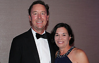 NWA Democrat-Gazette/CARIN SCHOPPMEYER Eagle Award recipient Dr. Thad Beck and wife Melanie attend the Washington Regional Gala on July 13.