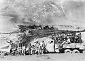 Iran 1946 .<br /> The Republic of Kurdistan army on offensive toward Saqqez.<br /> Iran 1946 .<br /> Offensive vers Saqqez de l'armee de la Republique du Kurdistan