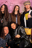 Feb 1992: PEARL JAM - Photosession in Paris France
