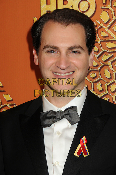 MICHAEL STUHLBARG.HBO's 2010 67th Golden Globe Awards Post Party held at the Beverly Hilton Hotel, Beverly Hills, California, USA. .January 17th, 2009 .globes headshot portrait black white grey gray bow tie.CAP/ADM/BP.©Byron Purvis/Admedia/Capital Pictures