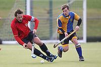 Brentwood HC vs Upminster HC 16-02-13
