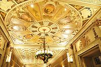 Interior of the Biltmore Hotel