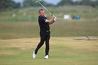 Pat Murray (Limerick) on the 2nd during Round 4 of the East of Ireland Amateur Open Championship sponsored by City North Hotel at Co. Louth Golf club in Baltray on Monday 6th June 2016.<br /> Photo by: Golffile   Thos Caffrey