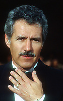 Alex Trebek, 1991, Photo By Michael Ferguson/PHOTOlink