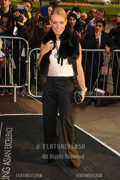 Karen Millen arrives for The Asian Awards 2014 at the Grosvenor House Hotel, London. 04/04/2014 Picture by: Steve Vas / Featureflash