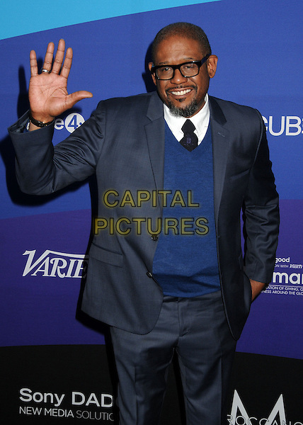 27 February 2014 - Culver City, California - Forest Whitaker. Unite4:good and Variety Magazine Present &quot;Unite4:humanity&quot; held at Sony Pictures Studios. <br /> CAP/ADM/BP<br /> &copy;Byron Purvis/AdMedia/Capital Pictures