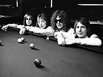 Mott The Hoople 1973  Overend Pete watts, Dale Griffin, Ian Hunter, Mick Ralphs.