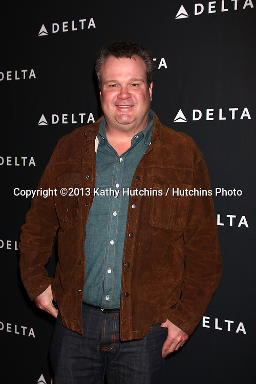 LOS ANGELES - FEB 7:  Eric Stonestreet arrives at the Celebration of LA's Music Industry reception at the Getty House on February 7, 2013 in Los Angeles, CA