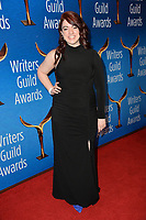 LOS ANGELES, CA. February 17, 2019: Lynn Renee Maxcy at the 2019 Writers Guild Awards at the Beverly Hilton Hotel.<br /> Picture: Paul Smith/Featureflash
