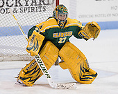 Erica Howe (Clarkson - 27) - The Northeastern University Huskies defeated the visiting Clarkson University Golden Knights 5-2 on Thursday, January 5, 2012, at Matthews Arena in Boston, Massachusetts.