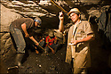 - Brésil- Nova Era-Mine d'Emeraude (-200 mètres).