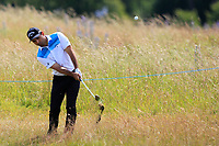 Fabrizio Zanotti (PAR) on the 14th during Round 1 of the Aberdeen Standard Investments Scottish Open 2019 at The Renaissance Club, North Berwick, Scotland on Thursday 11th July 2019.<br /> Picture:  Thos Caffrey / Golffile<br /> <br /> All photos usage must carry mandatory copyright credit (© Golffile | Thos Caffrey)