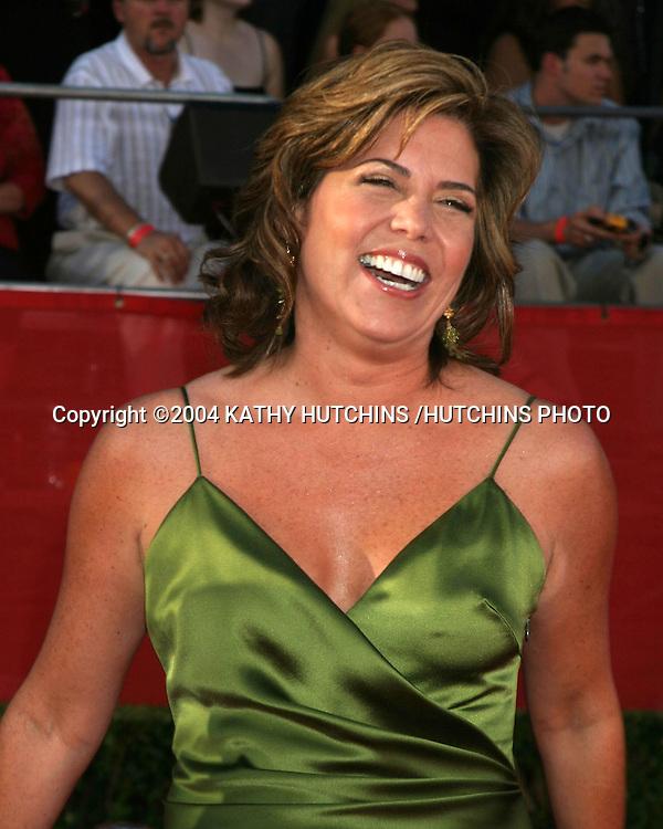 ©2004 KATHY HUTCHINS /HUTCHINS PHOTO.ESPY AWARDS.HOLLYWOOD, CA.JULY 14, 2004..MICHELE TAFOYA
