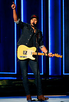NASHVILLE, TN - NOVEMBER 14:  Luke Bryan appears on the 52nd Annual CMA Awards at the Bridgestone Arena on November 14, 2018 in Nashville, Tennessee. (Photo by Frederick Breedon/PictureGroup)