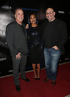 "05 February 2019 - Beverly Hills, California - Daniel Baldwin, Vivica A. Fox, Stink Fisher. ""Crossbreed"" Los Angeles Premiere held at the Ahrya Fine Arts Theater. Photo Credit: Faye Sadou/AdMedia"