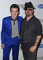 "LOS ANGELES, CA, USA - APRIL 17: Drake Bell, Dave Stewart at the Drake Bell ""Ready Steady Go!"" Album Release Party held at Mixology101 & Planet Dailies on April 17, 2014 in Los Angeles, California, United States. (Photo by Xavier Collin/Celebrity Monitor)"