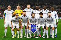 LIVERPOOL, GREAT BRITAN - NOVEMBER 5 :  team Genk pictured during the UEFA Champions League match between Liverpool FC and KRC Genk on November 05, 2019 in Liverpool, Great Britan, 5/11/2019 <br /> Liverpool 5-11-2019 Anfield <br /> Liverpool - Genk <br /> Champions League 2019/2020<br /> Foto Photonews / Panoramic / Insidefoto <br /> Italy Only