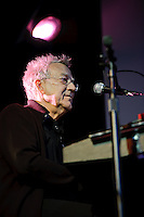 Ray Manzarek and Robby Kreiger of The Doors performing at Voodoo Lounge of Harrah's Casino in St. Louis, MO on May 27, 2010.