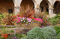 Historic Mission San Juan Capistrano Orange County, California