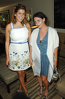 Marika Kielland, Lauri Firstenberg==<br /> LAXART 5th Annual Garden Party Presented by Tory Burch==<br /> Private Residence, Beverly Hills, CA==<br /> August 3, 2014==<br /> ©LAXART==<br /> Photo: DAVID CROTTY/Laxart.com==