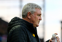 Aston Villa Manager Steve Bruce <br /> <br /> Photographer Leila Coker/CameraSport<br /> <br /> The EFL Sky Bet Championship - Aston Villa v Wolverhampton Wanderers - Saturday 10th March 2018 - Villa Park - Birmingham<br /> <br /> World Copyright &copy; 2018 CameraSport. All rights reserved. 43 Linden Ave. Countesthorpe. Leicester. England. LE8 5PG - Tel: +44 (0) 116 277 4147 - admin@camerasport.com - www.camerasport.com
