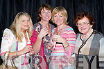 STYLE: Enjoying the style at the Rose of Tralee Fashion Show Fels Point were Tina, Marion, Noreen and Kathleen Stack from Tralee and Ardfert.