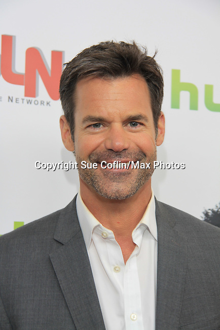 "One Life To Live's Tuc Watkins ""David Vickers"" at New York Premiere Event for beloved series ""One Life To Live"" on April 23, 2013 at NYU Skirball, New York City, New York - as The Online Network (TOLN) - OLTL - AMC begin airing on April 29, 2013 on Hulu and Hulu Plus.  (Photo by Sue Coflin/Max Photos)"