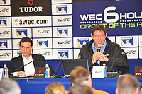 PRESS CONFERENCE WEC GERARD NEVEU (FRA) > PERSONNALITY > 6 HOURS OF CIRCUIT OF THE AMERICAS ROUND 5, PIERRE FILLON (PRESIDENT OF THE AUTOMOBILE CLUB DE L OUEST)
