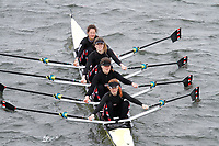 Crew: 244  Thames RC  Event: Girls CHAMP quads<br /> <br /> Schools' Head of the River 2017<br /> <br /> To purchase this photo, or to see pricing information for Prints and Downloads, click the blue 'Add to Cart' button at the top-right of the page.